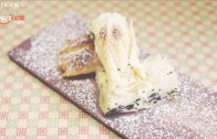 焗香蕉酥皮卷 @ 深井發記甜品