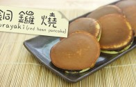 點Cook Guide – 銅鑼燒 (豆沙包) Dorayaki (red bean pancake)