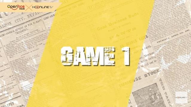 Yellow! 野佬 有黃戲 之 餐飲餐食餐餐傾 EP3