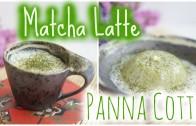 Matcha Latte Panna Cotta | 抹茶意式奶凍