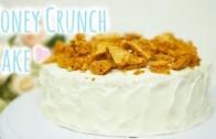 Honey Crunch Chiffon Cake ⎜蜜糖脆脆蛋糕