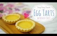Hong Kong Egg Tarts ⎜牛油皮蛋撻