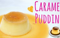Caramel Pudding ⎜焦糖布甸 [中文字幕]- Peachy Bunny Bakes