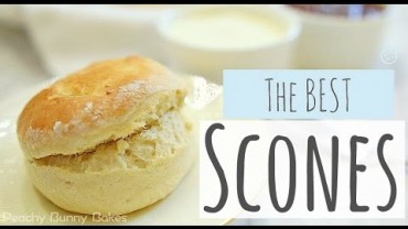 How to make the best Scones⎜下午茶-英式鬆餅